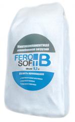 Многокомпонентная загрузка Аргеллит FeroSoft-B