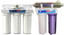Проточные питьевые фильтры